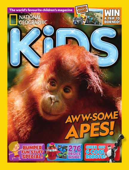 National Geographic Kids - UK June 21, 2018 00:00
