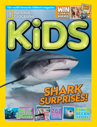 National Geographic Kids Issue 154