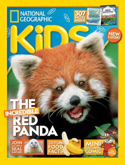 National Geographic Kids - UK August 16, 2018 00:00