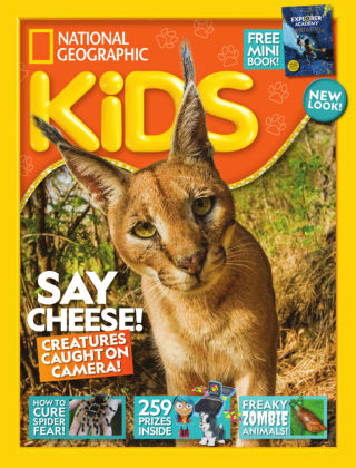 National Geographic Kids Issue 156