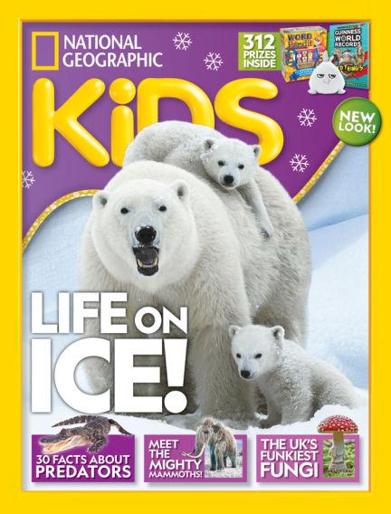 National Geographic Kids - UK October 11, 2018 00:00