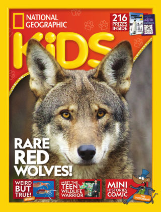 National Geographic Kids Issue 158