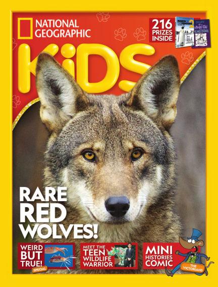 National Geographic Kids - UK November 08, 2018 00:00