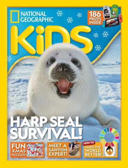 National Geographic Kids - UK December 06, 2018 00:00