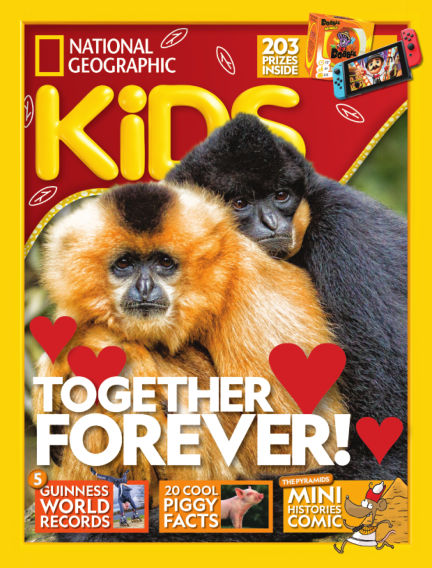 National Geographic Kids - UK January 03, 2019 00:00