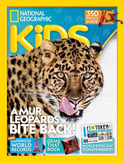 National Geographic Kids - UK January 31, 2019 00:00