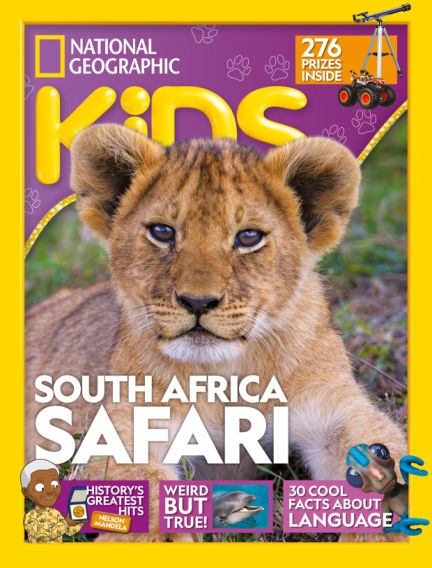 National Geographic Kids - UK February 28, 2019 00:00