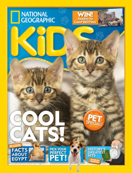 National Geographic Kids - UK March 28, 2019 00:00