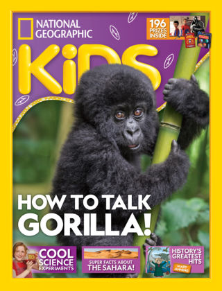National Geographic Kids - UK Issue 164