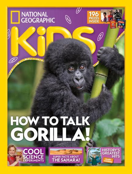 National Geographic Kids - UK April 25, 2019 00:00