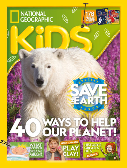 National Geographic Kids - UK May 23, 2019 00:00