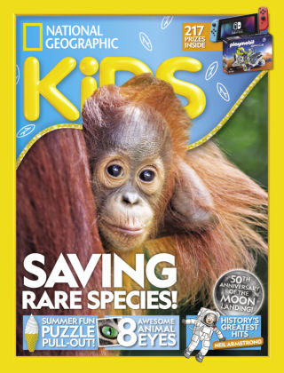 National Geographic Kids - UK Issue 166