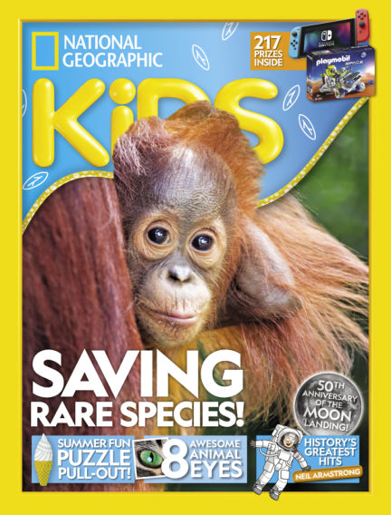 National Geographic Kids - UK June 20, 2019 00:00