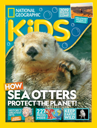 National Geographic Kids - UK Issue 168