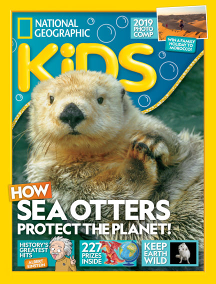 National Geographic Kids - UK August 15, 2019 00:00