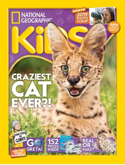 National Geographic Kids - UK September 12, 2019 00:00