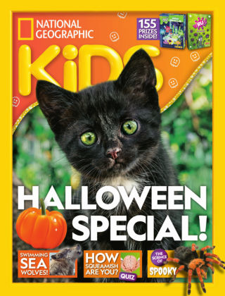 National Geographic Kids - UK Issue 170