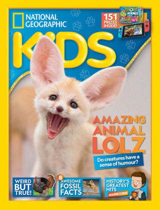 National Geographic Kids - UK Issue 171