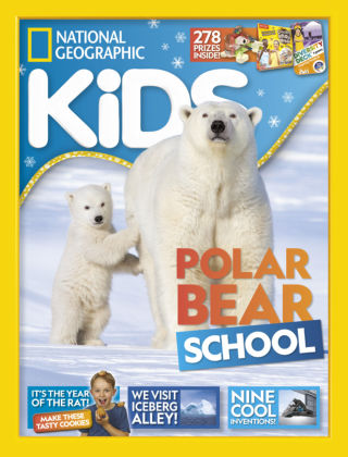 National Geographic Kids - UK Issue 173