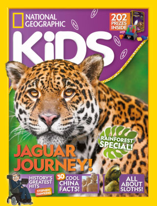 National Geographic Kids - UK Issue 175