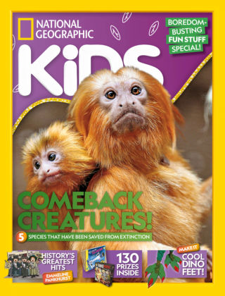 National Geographic Kids - UK Issue 177