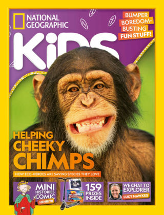 National Geographic Kids - UK Issue 179