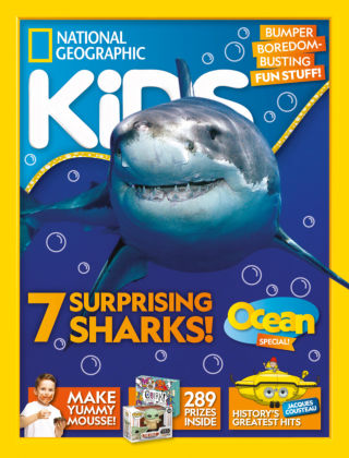National Geographic Kids - UK Issue 180