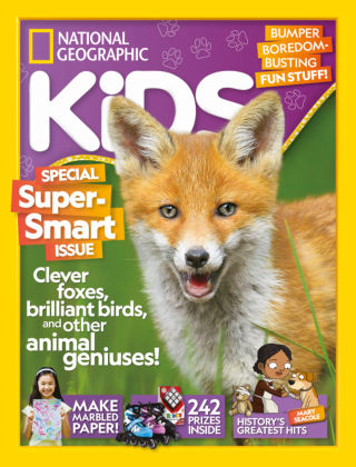 National Geographic Kids - UK Issue 181