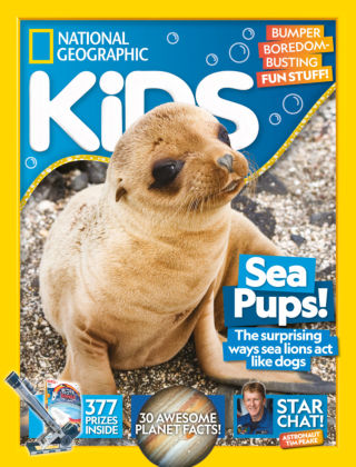 National Geographic Kids - UK Issue 182