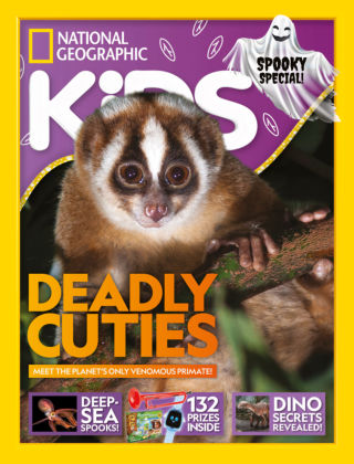 National Geographic Kids - UK Issue 183