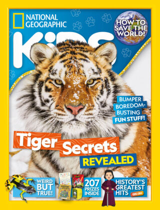 National Geographic Kids - UK Issue 184