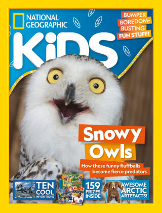 National Geographic Kids - UK Issue 185