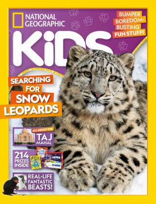 National Geographic Kids - UK Issue 186