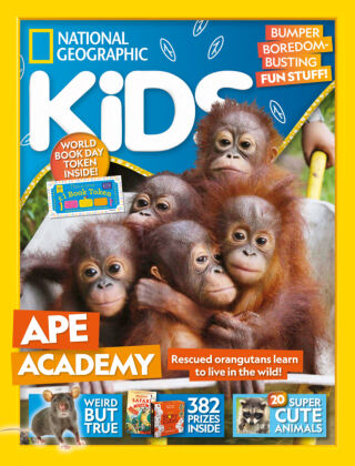 National Geographic Kids - UK Issue 187
