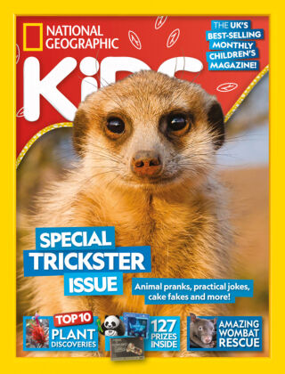 National Geographic Kids - UK Issue 188
