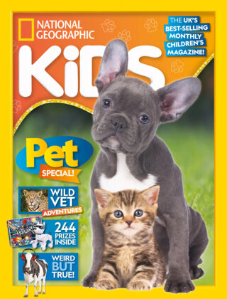 National Geographic Kids - UK Issue 189