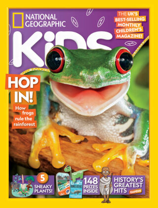 National Geographic Kids - UK Issue 190