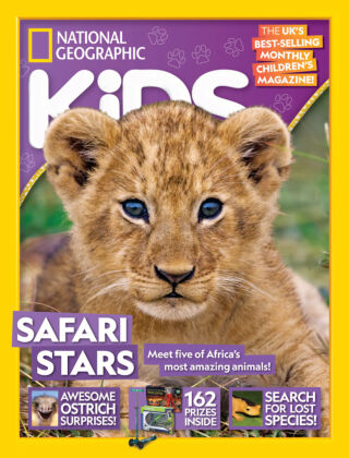 National Geographic Kids - UK Issue 191