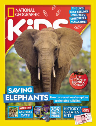 National Geographic Kids - UK Issue 192