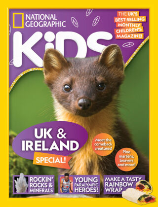 National Geographic Kids - UK Issue 194