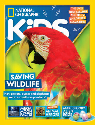 National Geographic Kids - UK Issue 195