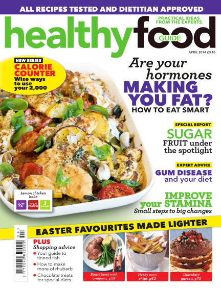 Healthy Food Guide April 22, 2014 00:00