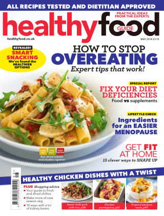 Healthy Food Guide May 2014