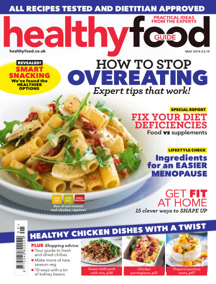 Healthy Food Guide May 01, 2014 00:00