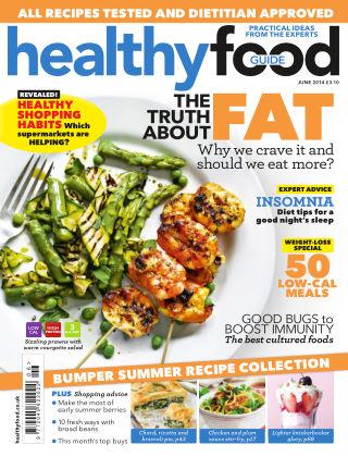 Healthy Food Guide June 2014
