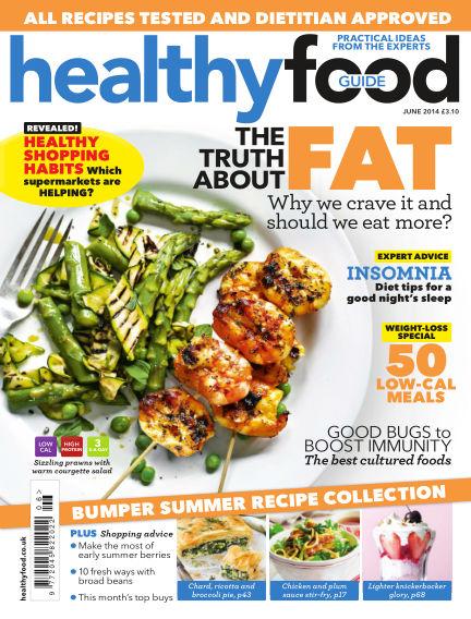 Healthy Food Guide June 01, 2014 00:00