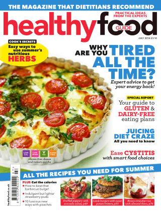 Healthy Food Guide July 2014