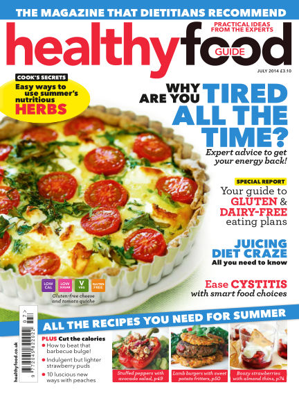 Healthy Food Guide July 01, 2014 00:00