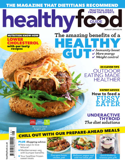 Healthy Food Guide August 01, 2014 00:00