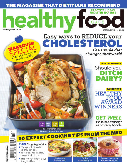 Healthy Food Guide September 01, 2014 00:00